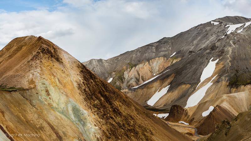 Landmannlaugar's Colors - Iceland (16/9 version)
