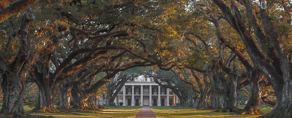 Oak Alley Plantation, Louisiana 2016
