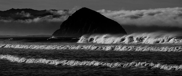 Morro Rock, Morro Bay, CA 2014