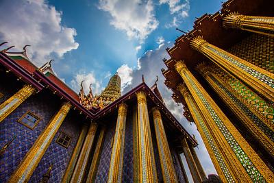 Grand Palace, Bangkok, Thailand 2015