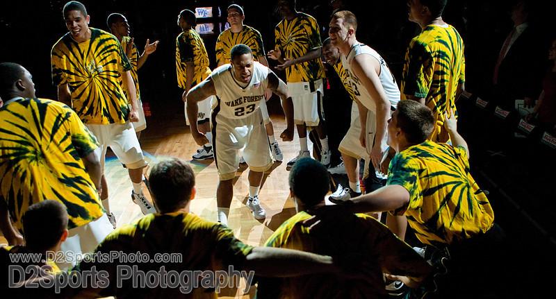 Clemson vs Wake Forest Men's Basketball