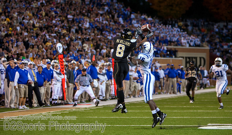 Wake Forest vs Duke Football