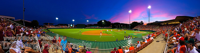 Clemson Tigers vs Alabama Crimson Tide Baseball