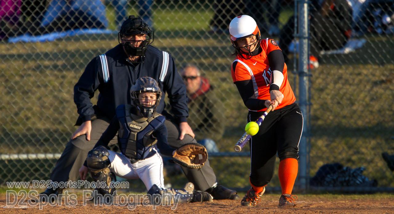 Mt Tabor Spartans vs N Davidson War Eagles Women's Varsity Softball