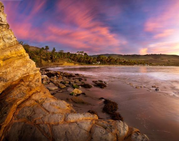 ©Marc Muench - Refugio State Beach, California