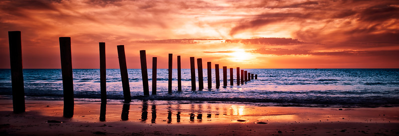 Moana Beach.
