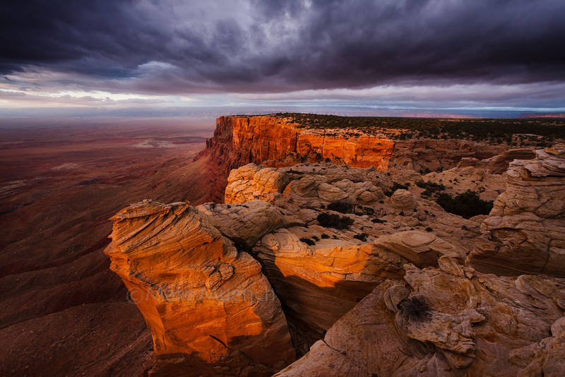 ©Marc Muench - Vermillion Cliffs National Monument, Arizona