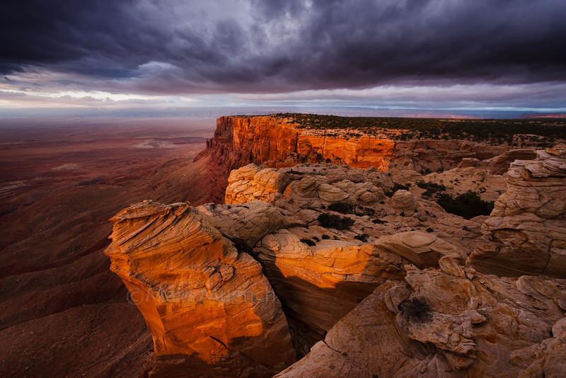 ©Marc Muench - Vermillion Cliffs National Monument, Arizona
