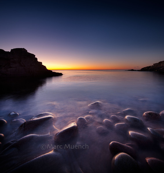 ©Marc Muench - Thunder cove, Otter Cliffs, Acadia National Park, Maine