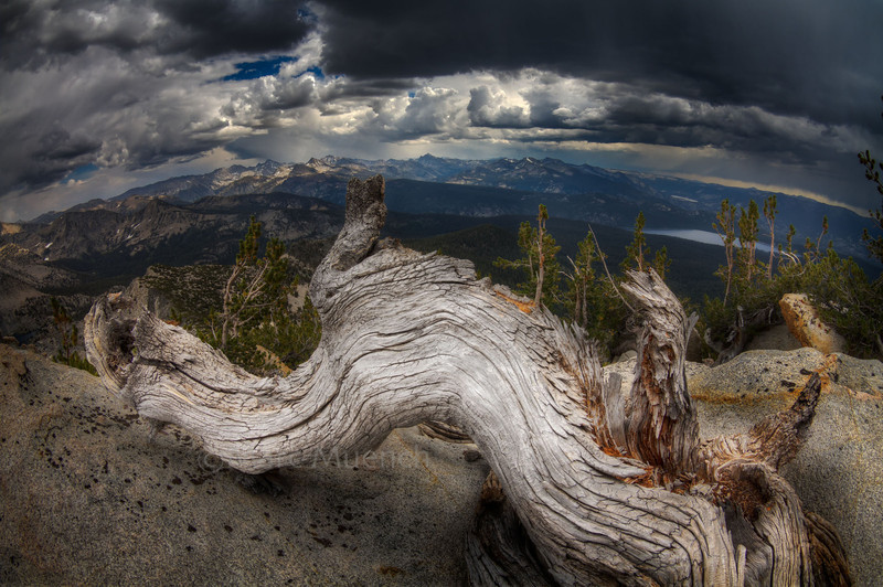 ©Marc Muench - Graveyard Peak, Sierra Nevada Mountains, California