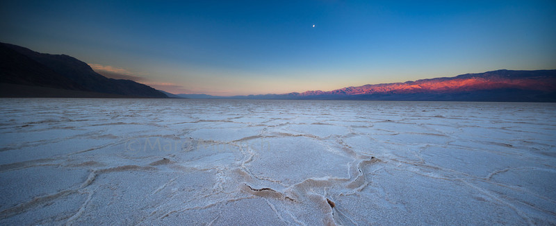 ©Marc Muench - Badwater, Death Valley National Park, California