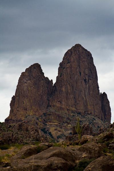 Arizona Monolith.