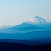 Mt. Jefferson From Mt. Hood