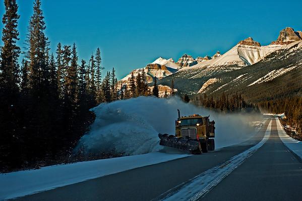 Banff to Jasper Parkway, Banff National Park