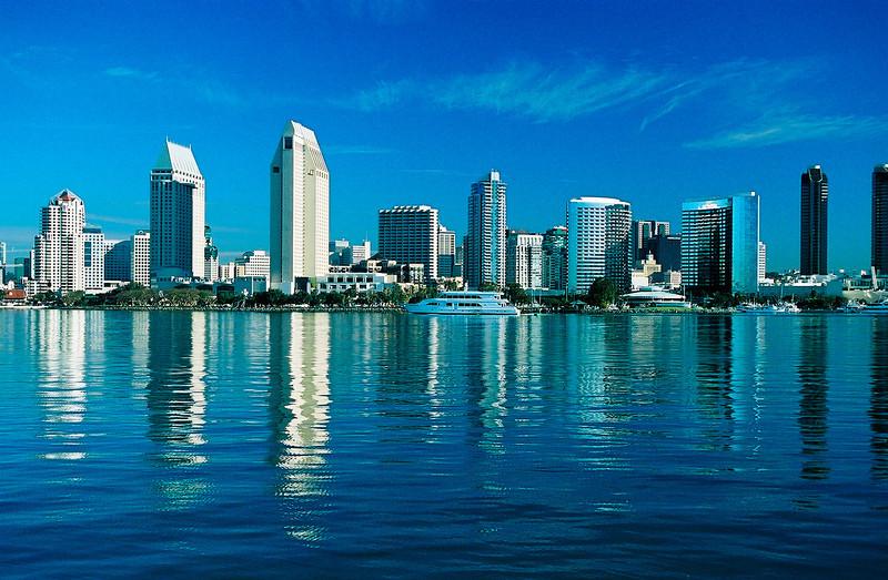 Ah, San Diego.  Drink it in.