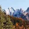 Kanaskis Provincial Park Alberta - Highwood Pass