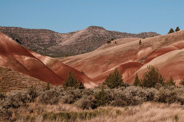 Painted Hills Oregon