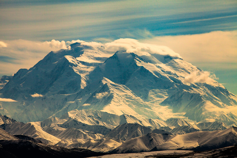 Denali the Great one