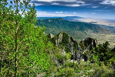 View From Sandia Peak -19