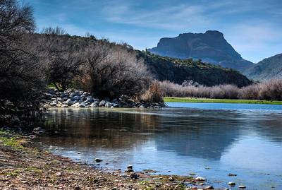 Reflected Mountain - 19