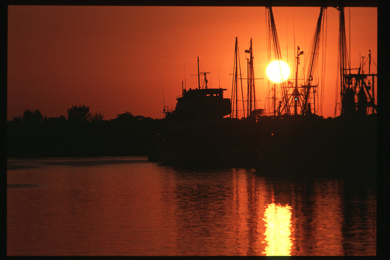 Tarpon Springs Sunset 2