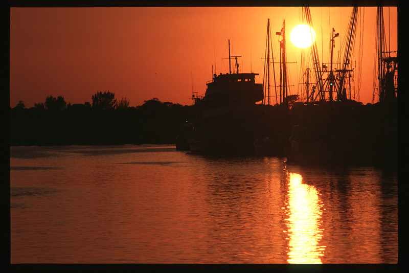 Tarpon Springs Sunset 3