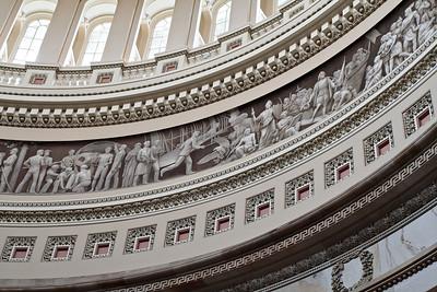 U.S. Capitol rotunda Washington, D.C.