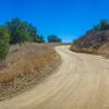 Winding Dirt Wilderness Road