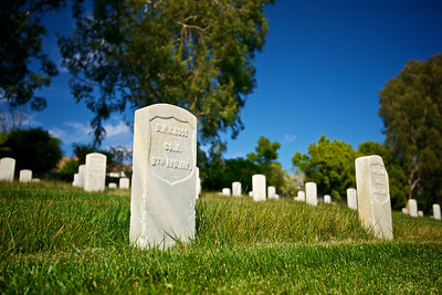 Infantry Grave Marker