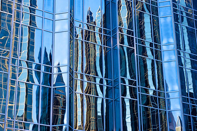 Reflections on Glass and Steel
