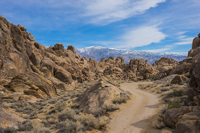 Explore California's Alabama Hills