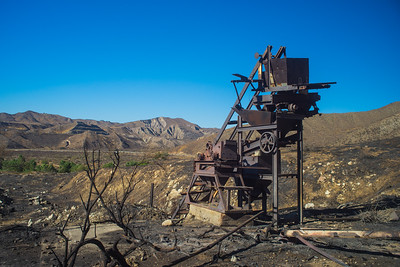 Gears of Delapidated Mine