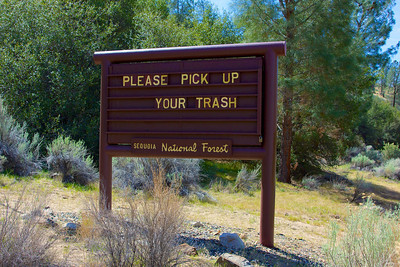 Please Pick Up your Trash