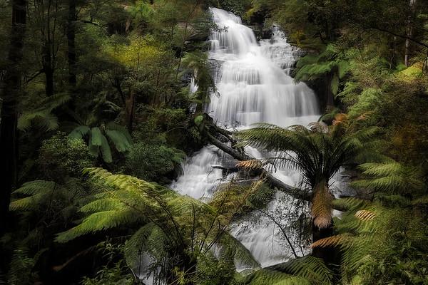 (2645) Triplet Falls, Victoria, Australia