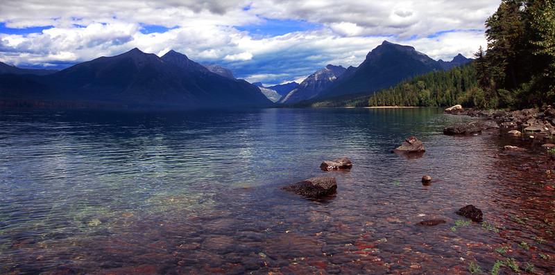 Jenny Lake, Tetons, Wyoming