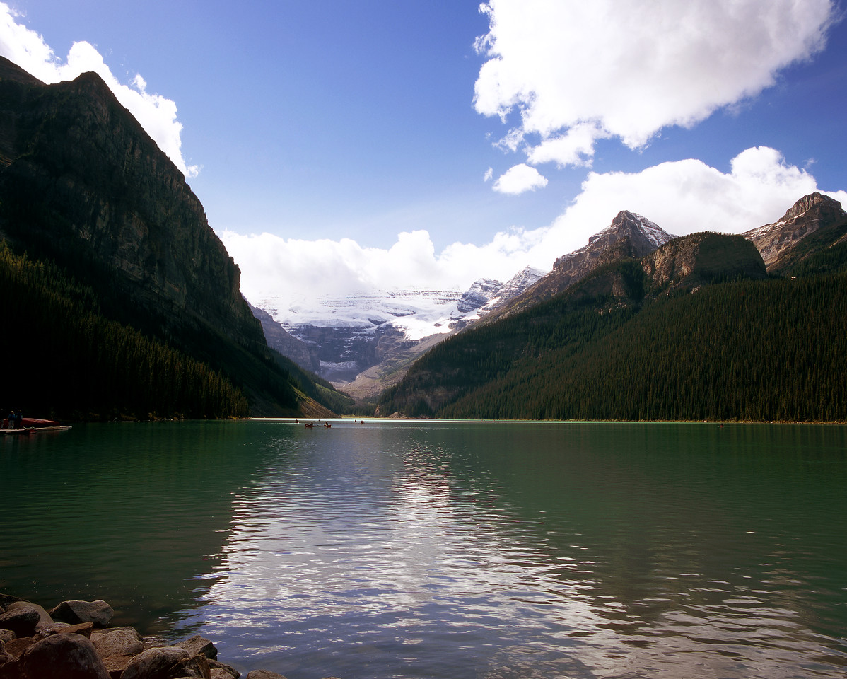 Lake Louise, Banf, Canada