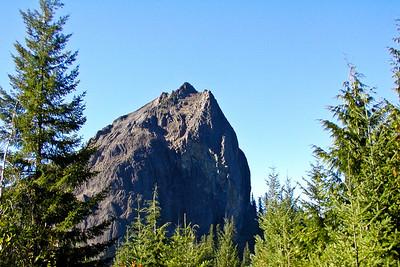 Wolf Rock in Oregon