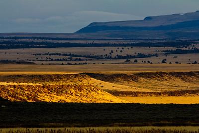 Frenchglen Sunset Oregon