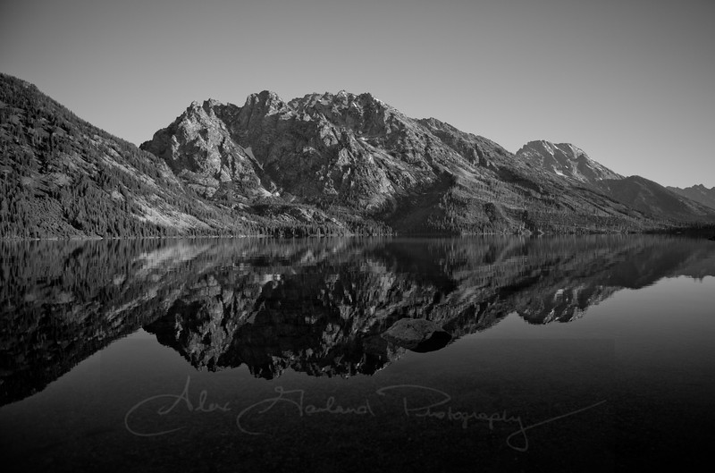 Mirror Lake - Grand Teton National Park - B sides