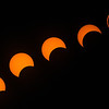 Annular Eclipse Progression