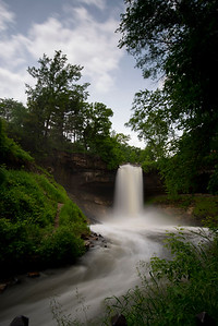 Minnehaha Falls | Minneapolis, MN