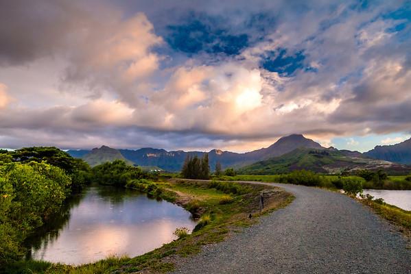 Kawainui Marsh, Kailua, Oahu