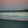 Pier at Myrtle Beach State Park, SC