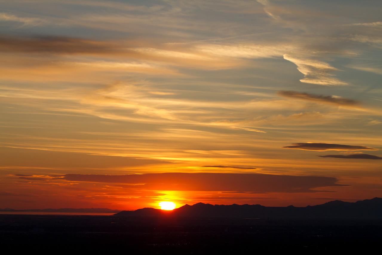 Smooth Sunset