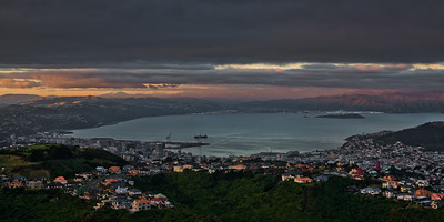 Wellington, The Captial of New Zealand