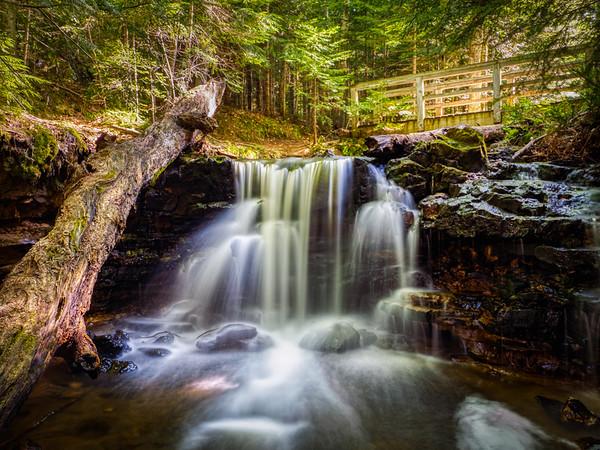 Little Chapel Falls