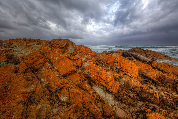 (Image#3209) Edge Of The World, Tasmania, Australia