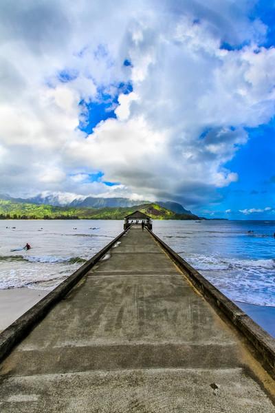 Kauai's Pier