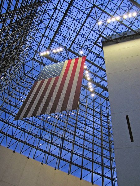 John F. Kennedy Library in Boston