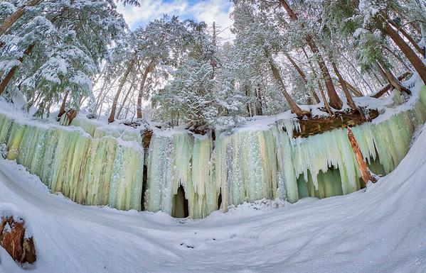 Ebon Ice Caves
